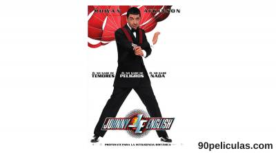 Johnny English película 2003 info