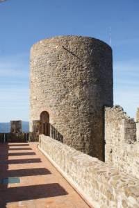 Castillo medieval de Montsoriu