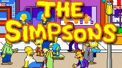 Mini análisis de Los Simpsons Arcade