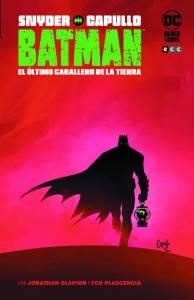 Reseña de Batman. El último caballero de la Tierra