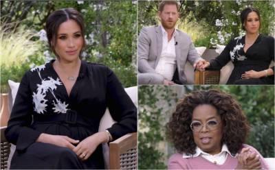 Adelanto de la entrevista de Meghan y Harry a Oprah Winfrey