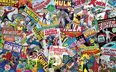 El cómic en sus orígenes - Nace el comic book estadounidense