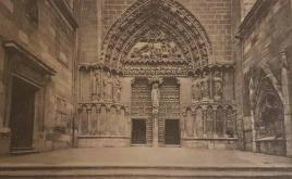 Puertas y Portadas de la Catedral de Burgos (II): Puerta del Sarmental