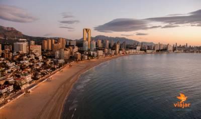 El turismo se reactiva con las costas como el principal atractivo