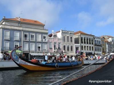 Ruta en coche por el centro de Portugal - Parajes x visitar