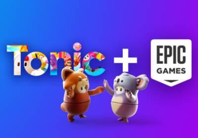 Epic Games se hace con Mediatonic, progenitores del popular 'Fall Guys'.