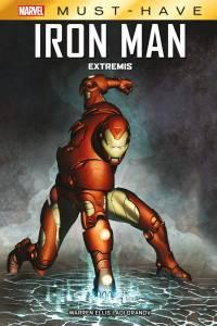 Reseña de Iron Man: Extremis, de Ellis y Granov