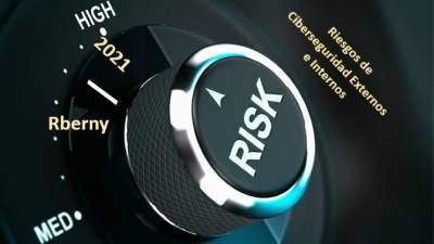 Riesgos de Ciberseguridad Externos e Internos – Rberny