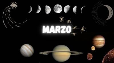 Fenómenos astronómicos Marzo 2021