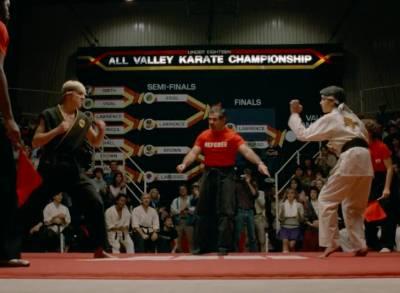 No importa quién es más fuerte sino quién es más listo. Reseña Karate Kid