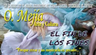 EL FIN DE LOS FINES - Ilustración y cuento de O. Mejía