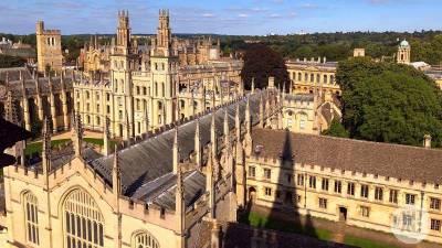 Que ver en Oxford Inglaterra, el encanto de sus colleges