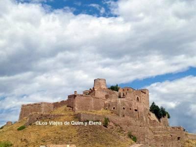 Castillo de Cardona, cargado de historia y sal