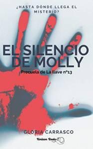 Reseña - 'El silencio de Molly' de Gloria Carrasco