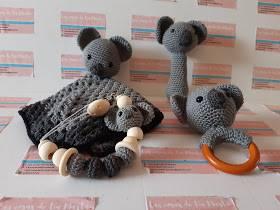 Set koala. (Bebés)