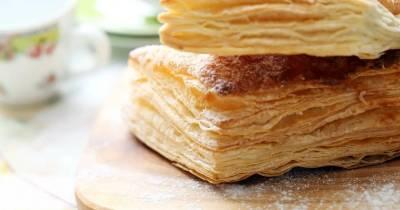 Mis Recetas de cocina y trucos: ¿Qué es el hojaldre?