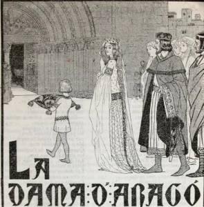La Dama D'Aragó