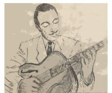 Django Reinhard, la guitarra pionera del jazz