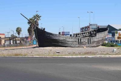 Réplica de La Niña en El Puerto de Santa María - Antonio García Prats