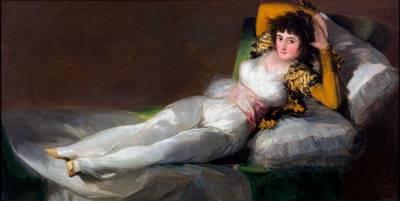 Goya y la imagen de la mujer