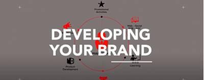 El toque corporativo, promocional y publicitario: Especialización