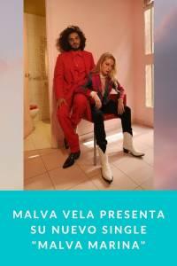 Malva Vela presenta su nuevo single 'Malva Marina' - Munduky