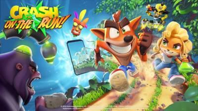 'Crash Bandicoot: On the Run!' : disponible gratis para Android e iOS