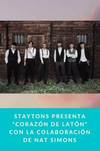 STAYTONS presenta 'Corazón de latón' con la colaboración de NAT SIMONS - Munduky