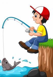 Pescamos? Manualidad facilona