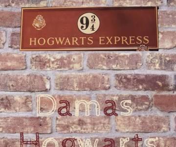 Juegos de mesa casero: Damas mágicas ( Harry Potter)