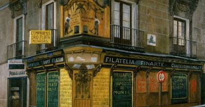 "Arte Postal. 'Filatelia Finarte"" Obra de Amalia Avia Peña"