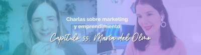 María del Olmo: Cómo empezar a hablar ante la cámara