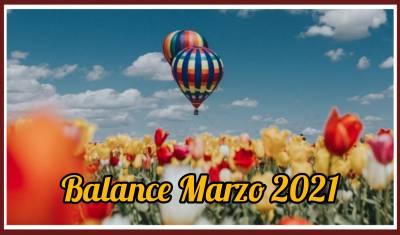 Balance de marzo 2021