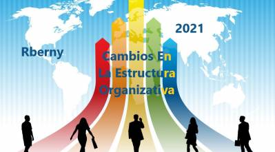 Cambios En La Estructura Organizativa - Rberny