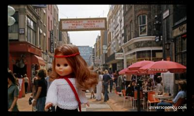 Conjunto Carnaby Street: el Londres más moderno