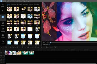 VidClipper: programa gratuito para crear vídeos profesionales fácilmente