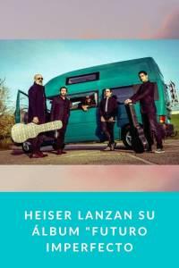 HEISER lanzan su álbum 'Futuro Imperfecto - Munduky