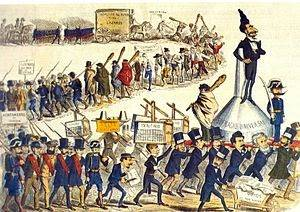 Los caciques electorales del siglo XIX en España