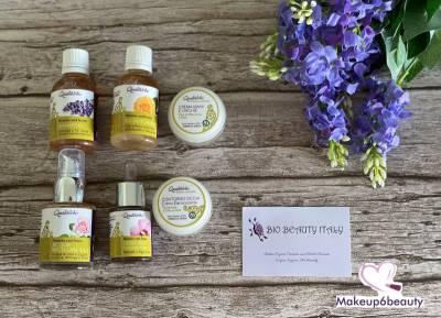 Productos de bio beauty Italy