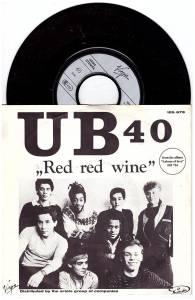 """Neil Diamond / Tony Tribe / UB40. """"Red Red Wine"""""""