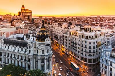 Las Mejores Terrazas y Miradores de Madrid
