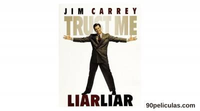 Información película Mentiroso Compulsivo