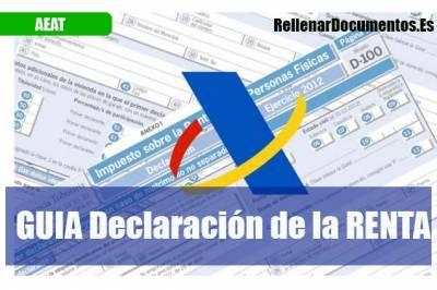GUÍA- ¿Cómo hacer la declaración de la renta 2021?