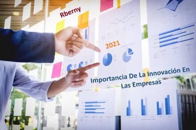 Importancia De La Innovación En Las Empresas 2021 - Rberny
