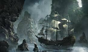 Los malditos del mar