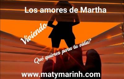 Martha Y Sus Amores Clandestinos