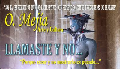 LLAMASTE Y NO... Ilustración y prosa de Oswaldo Mejía