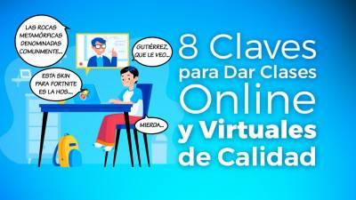 8 Claves para Dar Clases Online de Calidad con Meetings Virtuales