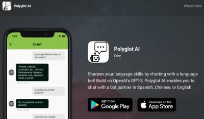 Polyglot AI: un chatbot para practicar idiomas gratis en tu teléfono