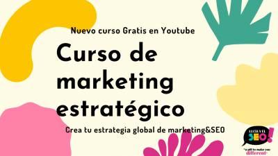 Curso de marketing estratégico de Lucía y el SEO - Lucía y el SEO